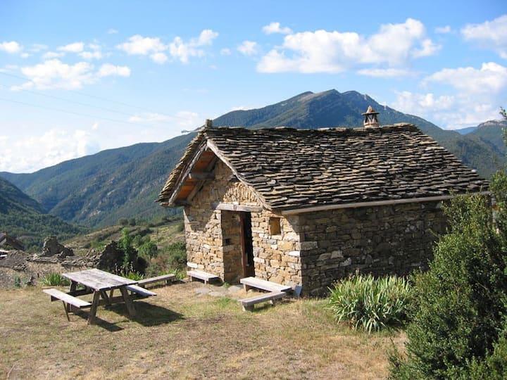 Ma bergerie en Aragon. (Borda Pyrénéaïca)