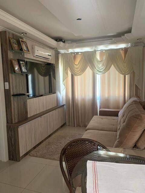 Apartamento confortável no Centro de BC