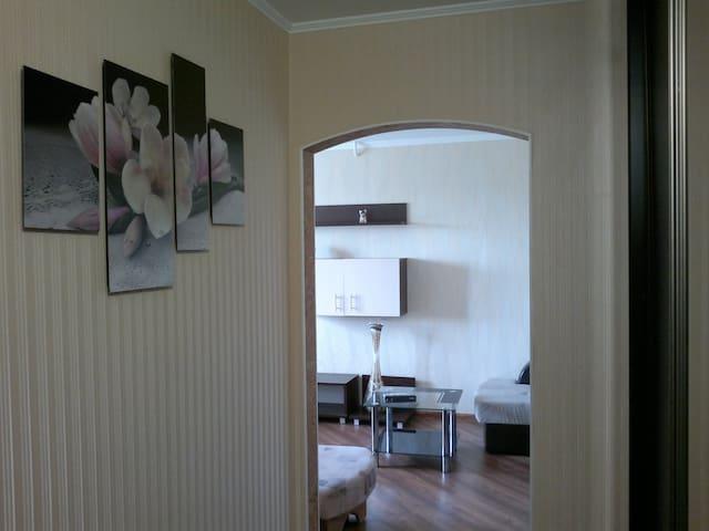 Уютная 1-комнатная квартира в центре Новополоцка - Navapolack - Apartment