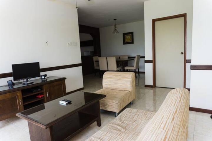 Apartment a Famosa resort Melaka (Aircond &Pool)