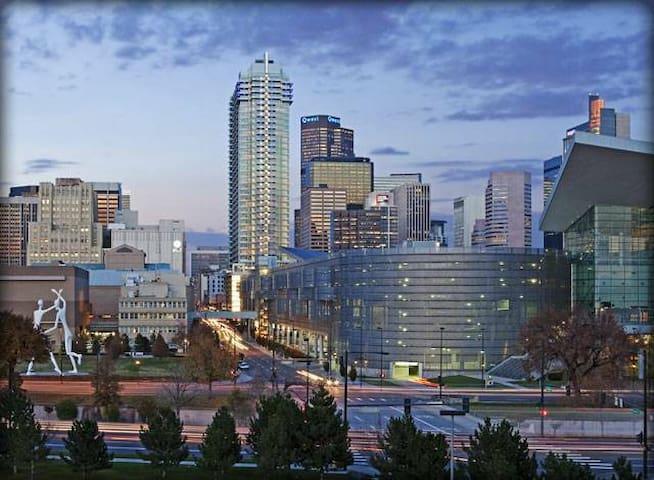 Spire Denver Highrise Living-30 day minimum rental