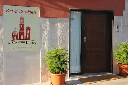 B&B Al Vecchio Borgo - Barletta
