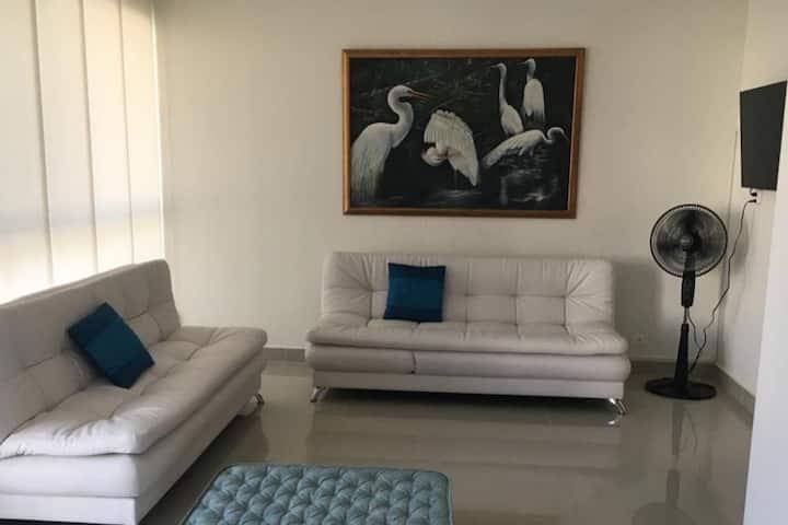Espectacular apartamento en Zona Norte
