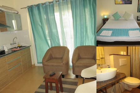 r14) 1 Bed Modern Furnished Apartment, Arpora - Arpora - Appartement
