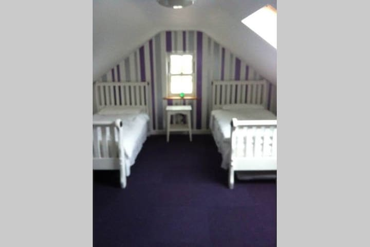 Bracklin Bridge Country House and Stables (Room 5) - Westmeath - Bed & Breakfast