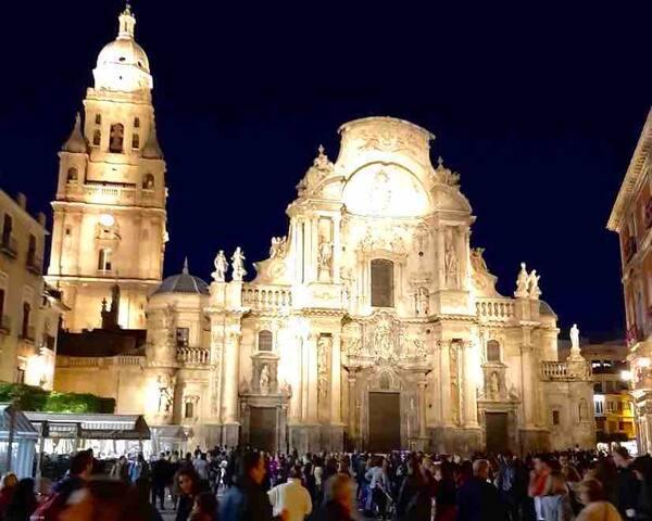 Murcia Habitación en el Centro Cerca Catedral