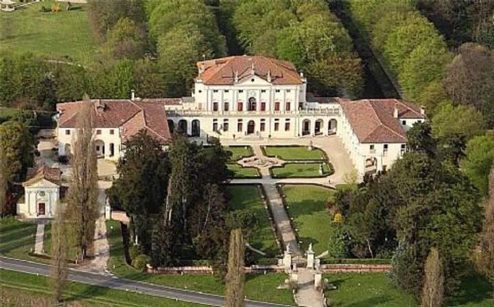 Villa Barchessa