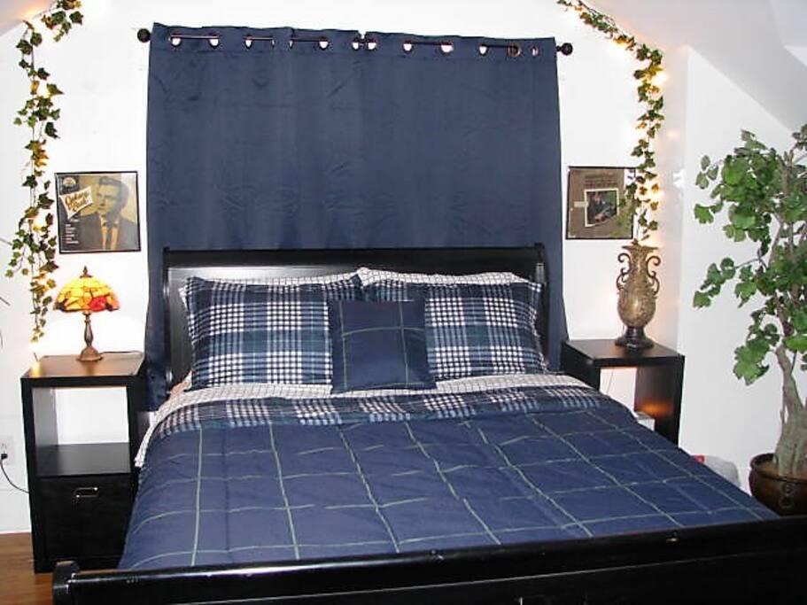 ummm, comfy bed!