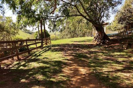 Hospedagem rural - Fazenda das Laranjeiras