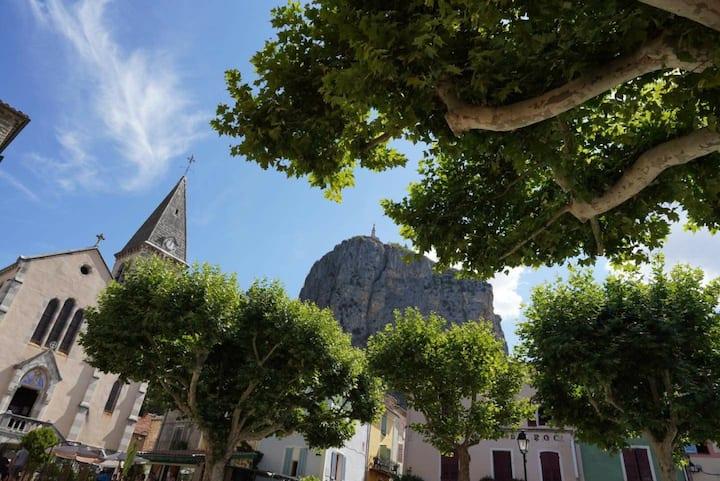 Appart 110m2 plein pied à Castellane/gorges verdon
