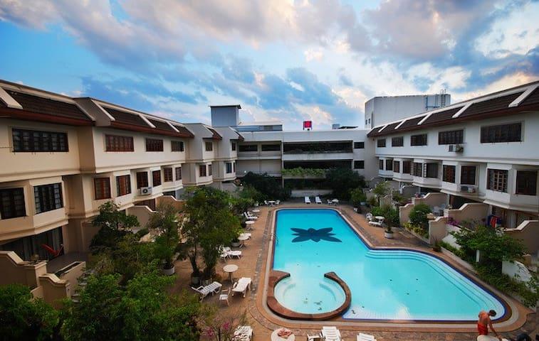 Hillside condominium 4 room 724 Chiang Mai