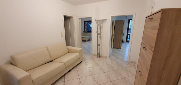 Komplettes 120 qm- Appartement bis zu 7 Personen