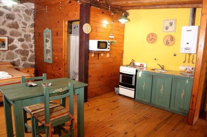 Cabaña para dos personas en La Granja,