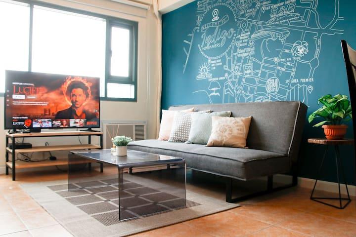 Awesome Loft Apartment, Netflix-fast WIFI @Indigo