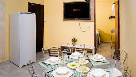 Casa Confortável e Privativa 7 MINUTOS DO PARAGUAY