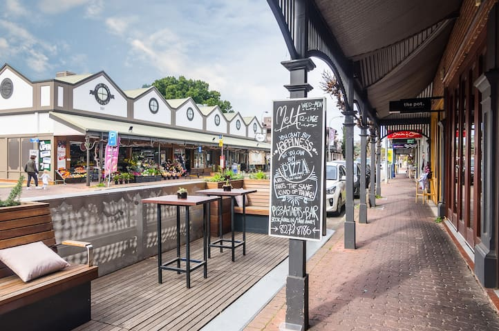 King William Rd features plenty of great shops and cafes!