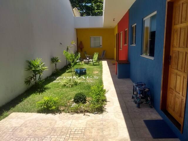 Kit Azul na Rua Curitiba - Amaral's House