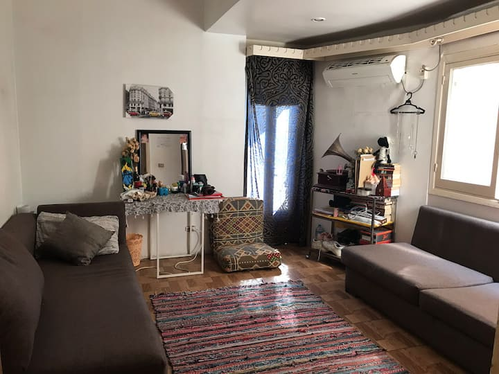 Beautiful room in Heliopolis for rent (girls only)