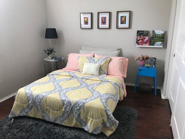 1 Lovely and Comfortable Room