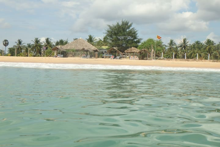 Bella Nilaveli Beach