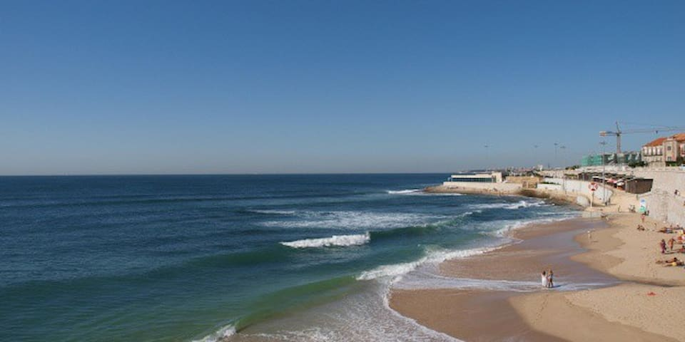 Lisbon Beach apartment Cascais - Parede - Huoneisto