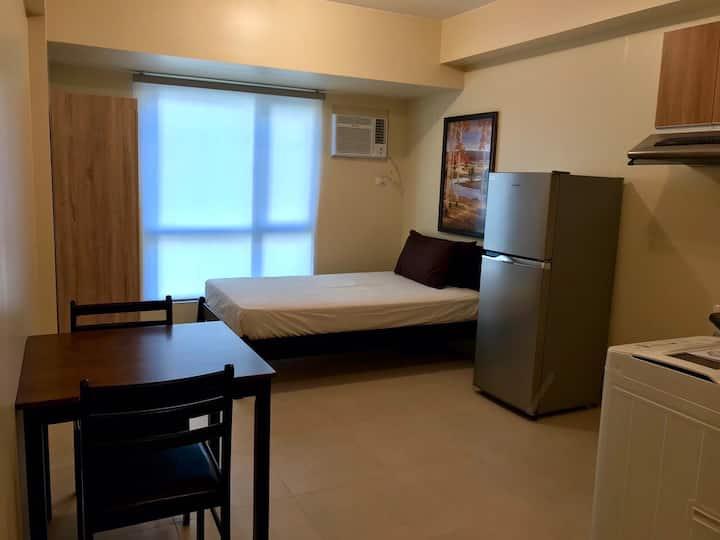 Avida Asten Studio Unit Tower 2 for Rent - Makati