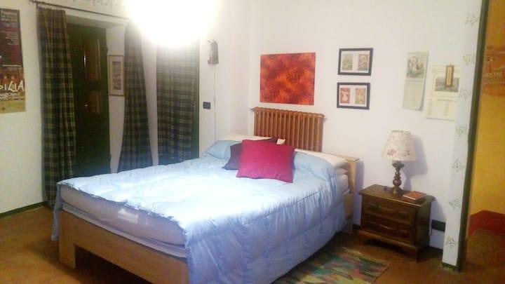 camera indipendente con bagno e comfort