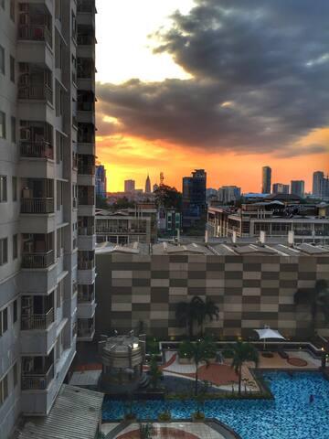 Apartemen Shantychintya