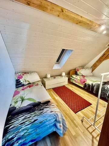 chambre double