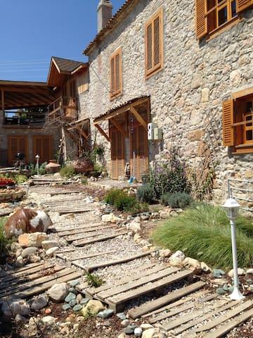 Çabuk's Stone House 1 - Mordoğan - 단독주택