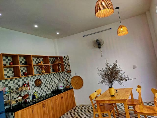 New homestay near the beach, quiet and private