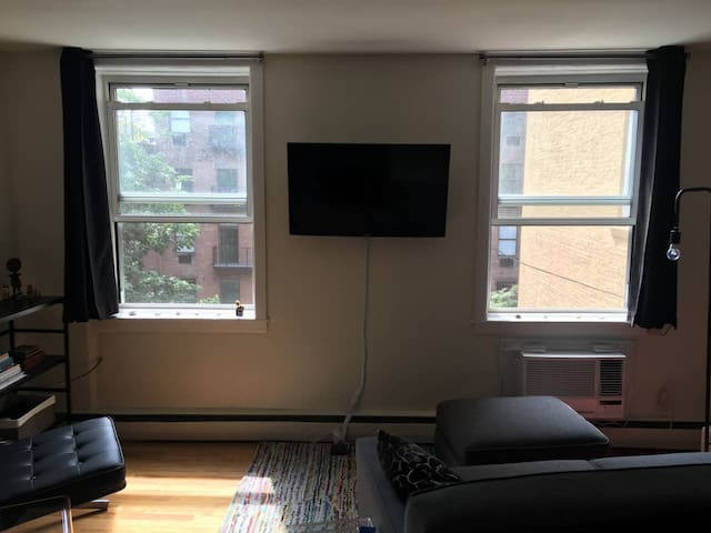 Convenient, Central, Comfortable and Quiet NY Spot