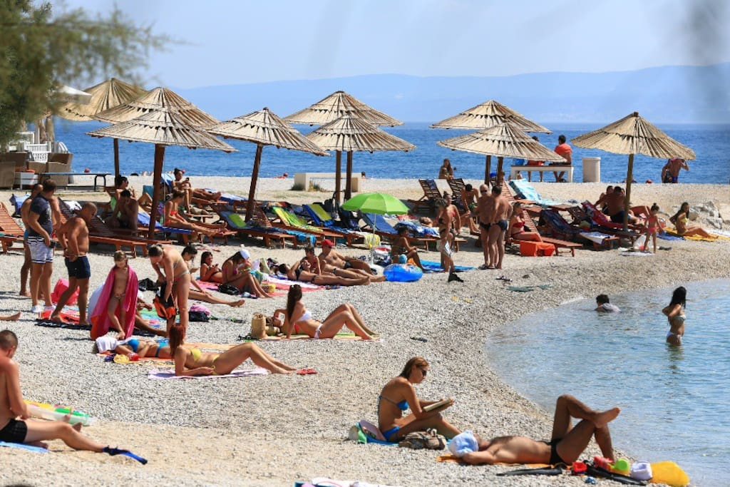 Žnjan beach 1