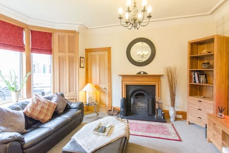 Glenedin - 3 bed house central Perth with parking - Hus