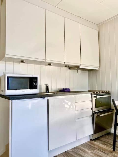 Ettroms leilighet midt i Alta