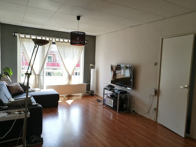 Spacious 90m2 house in quiet area of Groningen!