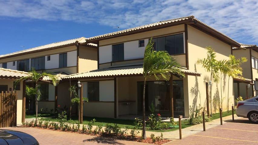 Village 3 Quartos - Praia Itacimirim