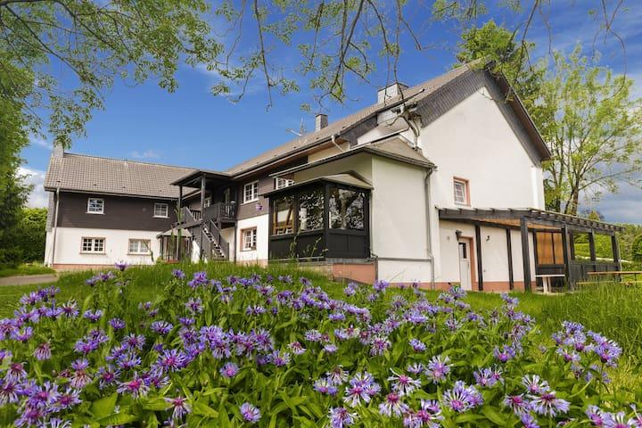 Landhaus Schnorrenberg appartement Die Esch