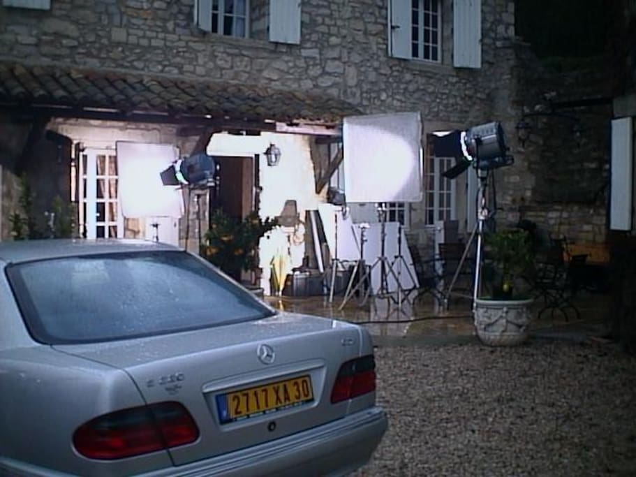 Main setting for a french film in 2000