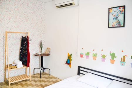 A cozy, quiet homestay -2minutes walk to the beach