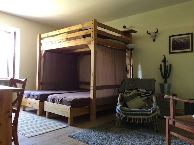 Chambre Wyoming