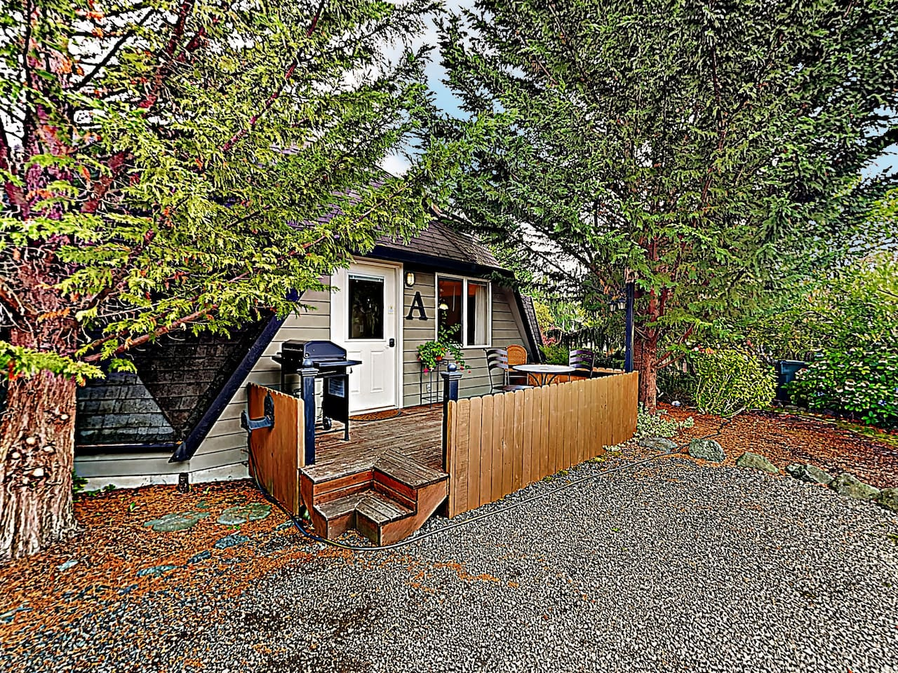 Welcome to Poulsbo! Hydrangea Grove is professionally managed by TurnKey Vacation Rentals.
