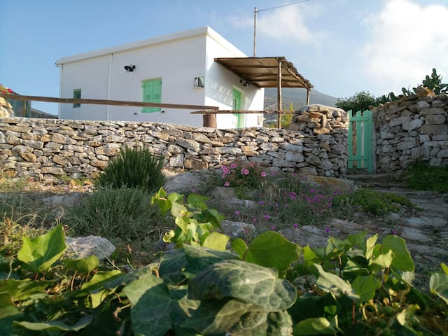 Traditional House with Garden,Arkesini Amorgos