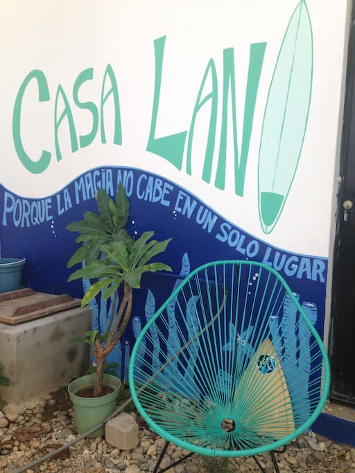 Welcome to Casa Lani