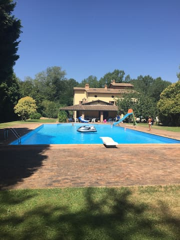 Villa in campagna in Umbria