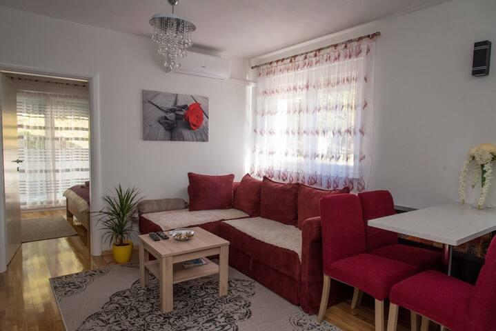 Apartmani Oaza 1 u Daruvaru