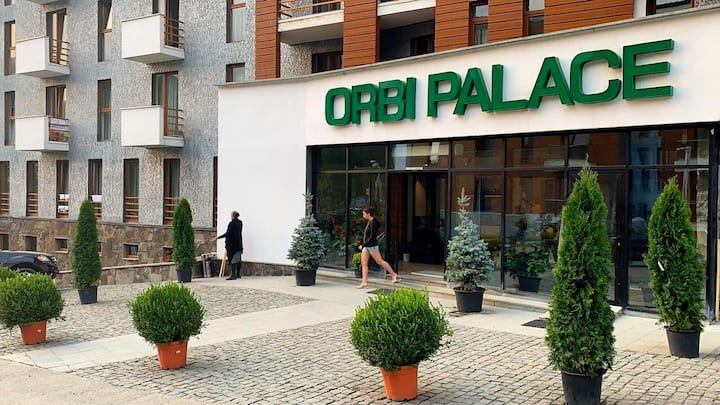 Orbi Palace Hotel Apartment #560