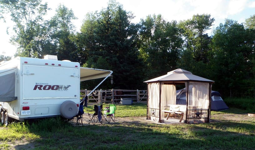 Camper Rental Horse Country - Foresters Falls - Trailer