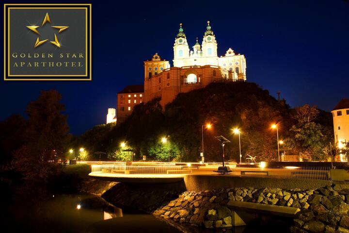 """golden star Apartments Melk"" Top25"