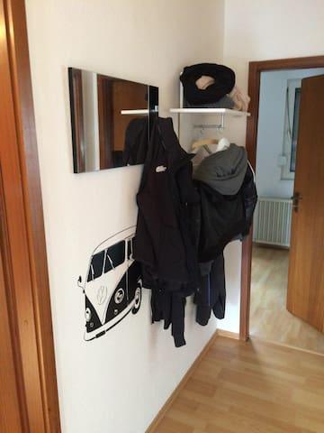 Idyllisch und doch zentrumnahe - Wöllstadt - Leilighet